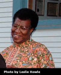 Octavia Butler (Photo by Leslie Howle)