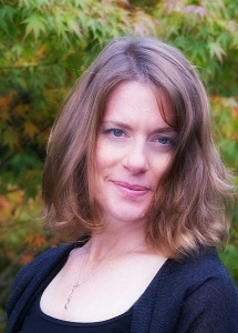 Julie Christine Johnson. Photo by Al Bergstein.